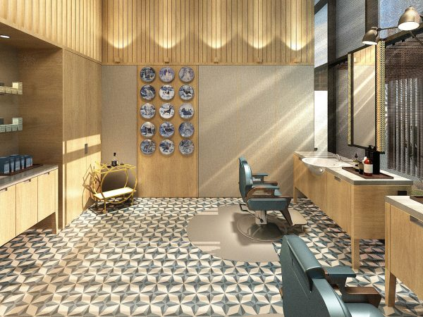 The Barber at The RuMa Ruma Hotel and Residences by Truefitt & Hill