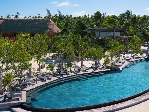The Brando Island Pool