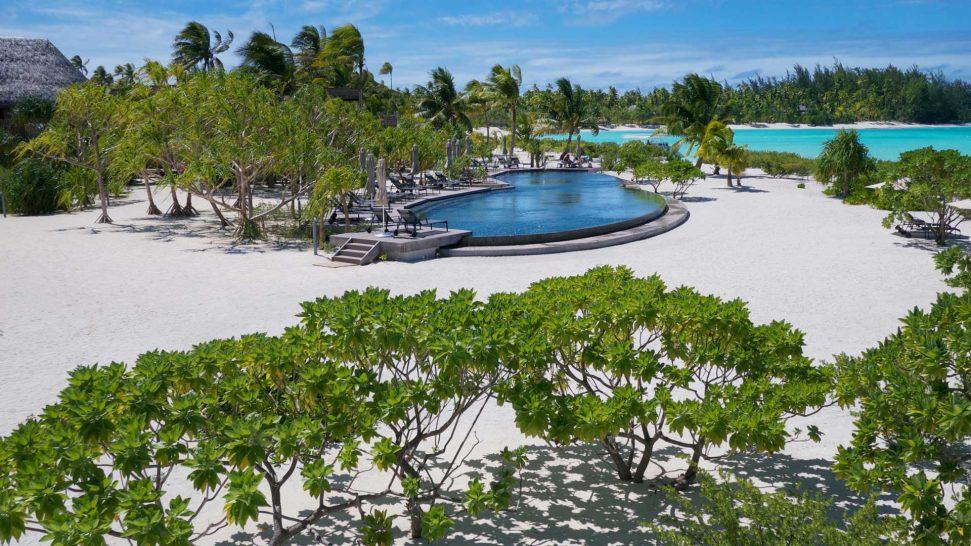 The Brando Tahiti Beach and Pool