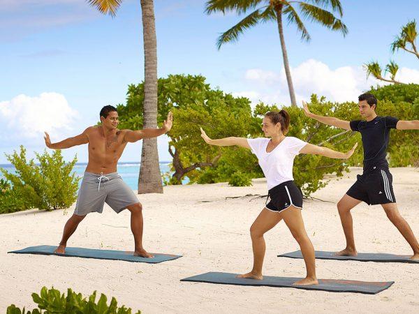 The Brando fitness classes