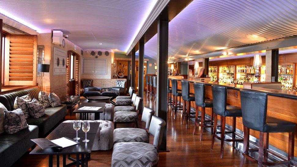 The Cape Grace Bascule Bar