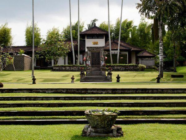 The Chedi Club Tanah Gajah Ubud Front