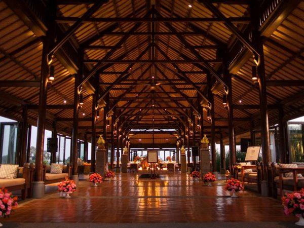 The Chedi Club Tanah Gajah Ubud The Restaurant