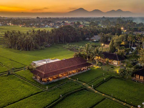 The Chedi Club Tanah Gajah Ubud Top Area