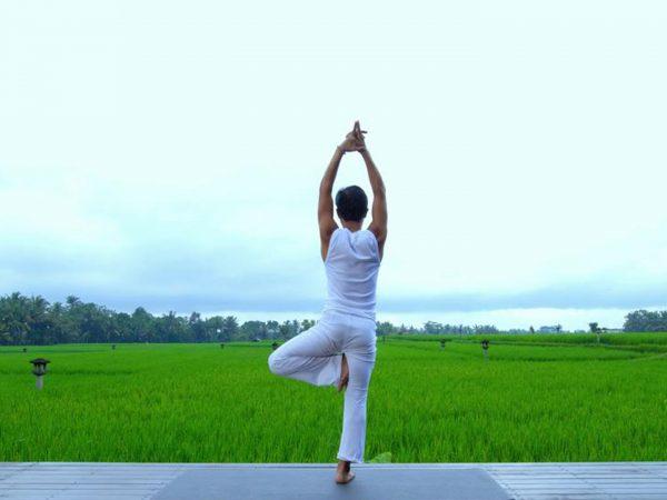 The Chedi Club Tanah Gajah Ubud Yoga