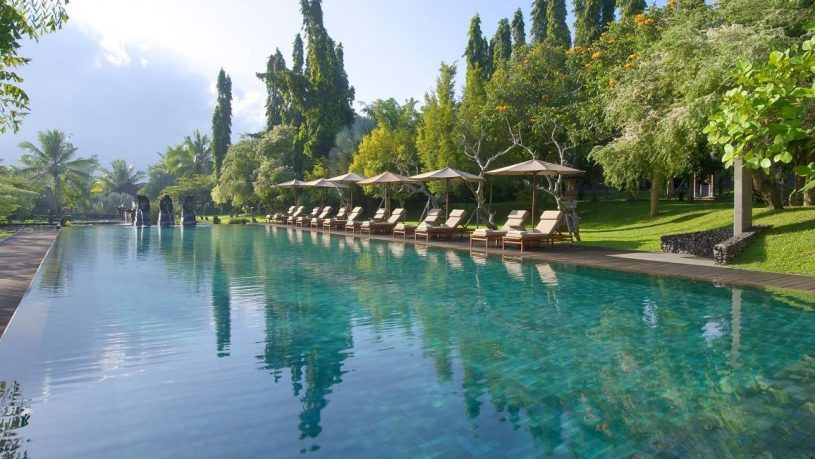 The Chedi Club Ubud Bali Pool