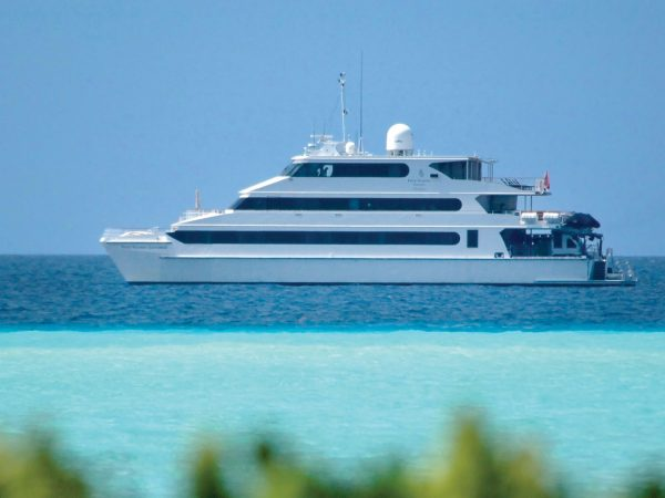 Four Seasons Maldives Explorer Cruise The Floating Resort