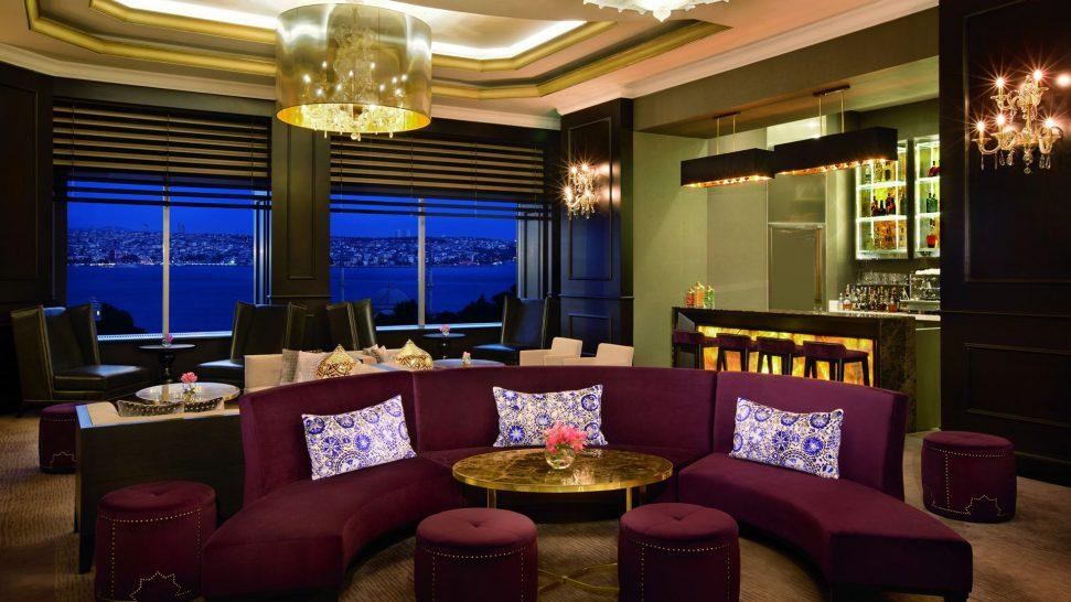 The Ritz Carlton Istanbul Atelier Lounge