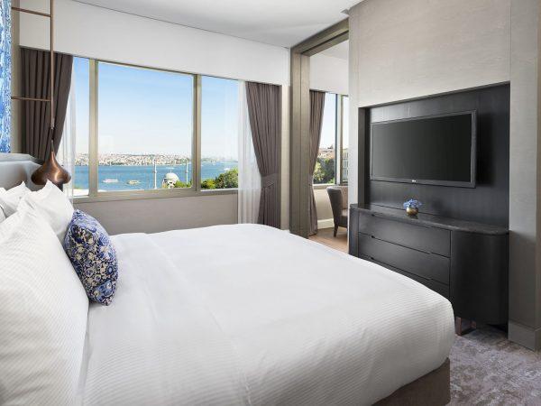 The Ritz Carlton Istanbul Bosphorus View Suite