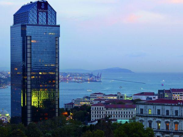 The Ritz Carlton Istanbul Exterior