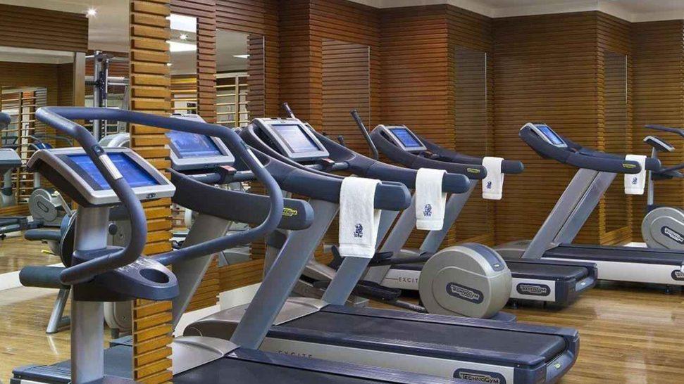 The Ritz Carlton Istanbul Gym