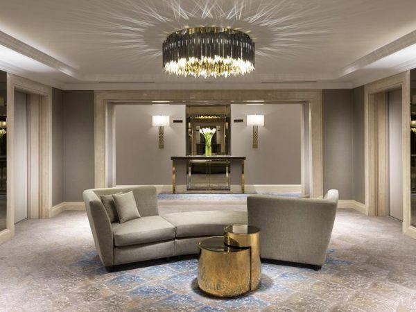 The Ritz Carlton Istanbul Lobby