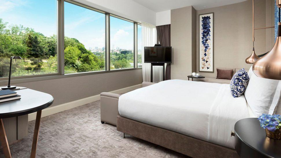 The Ritz Carlton Istanbul Park View Room