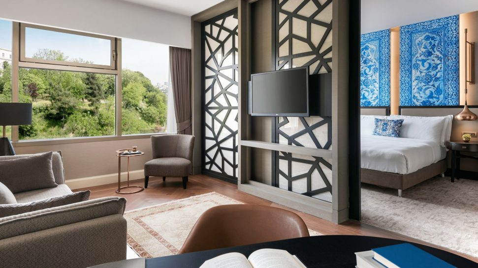 The Ritz Carlton Istanbul Park View Suite