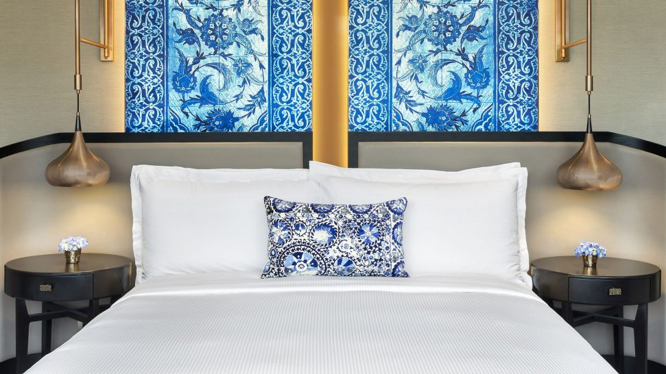 The Ritz Carlton Istanbul Partial Bosphorus View Room