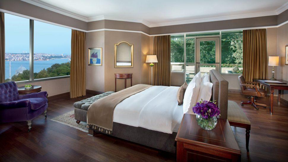 The Ritz Carlton Istanbul Presidential Suite