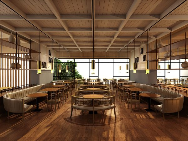 The Ruma Hotel and Residences Atas Modern Eatery