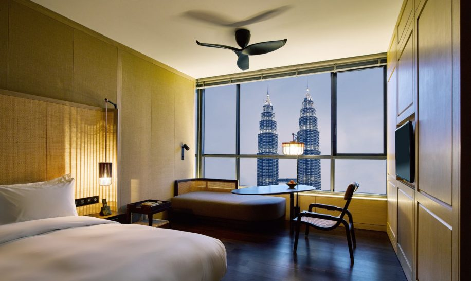 The Ruma Hotel and Residences Deluxe-Room