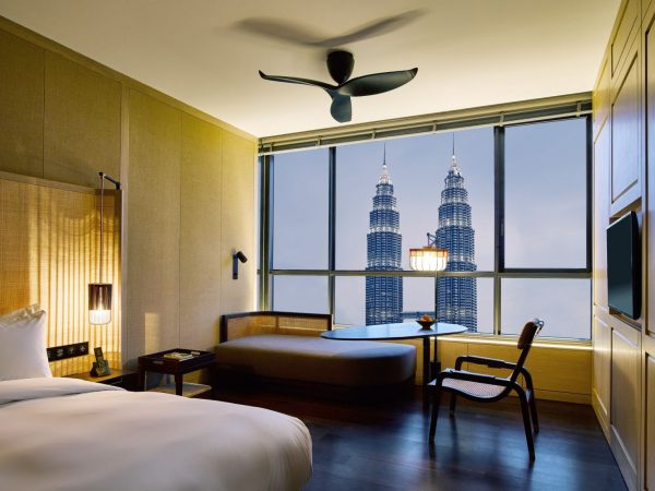 The Ruma Hotel and Residences Deluxe Room