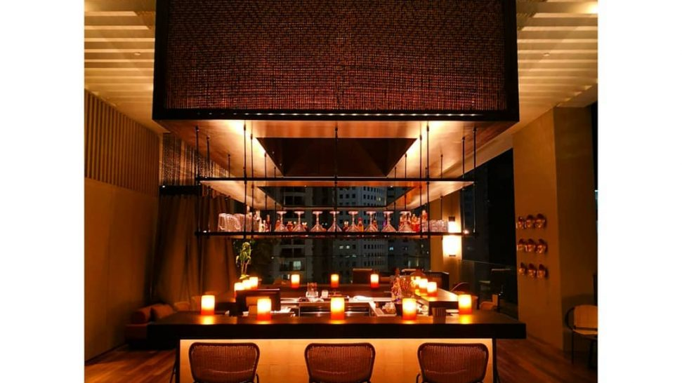 The Ruma Hotel and Residences Seven Bar