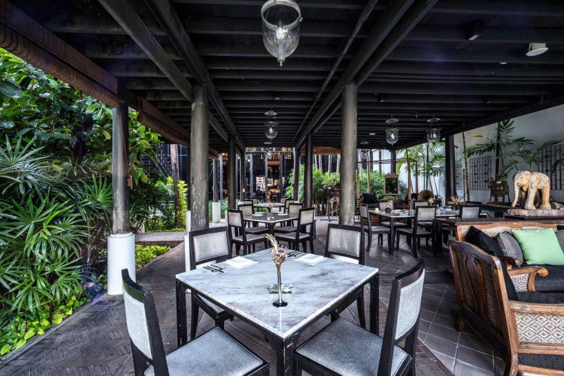 The Siam Hotel Bangkok Chon Thai Restaurant