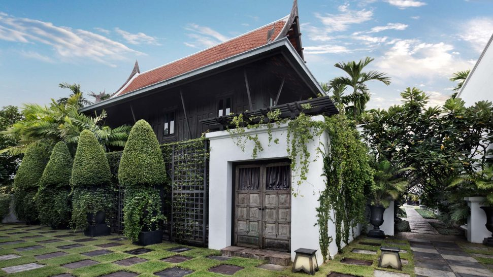 The Siam Hotel Bangkok Connie's Cottage