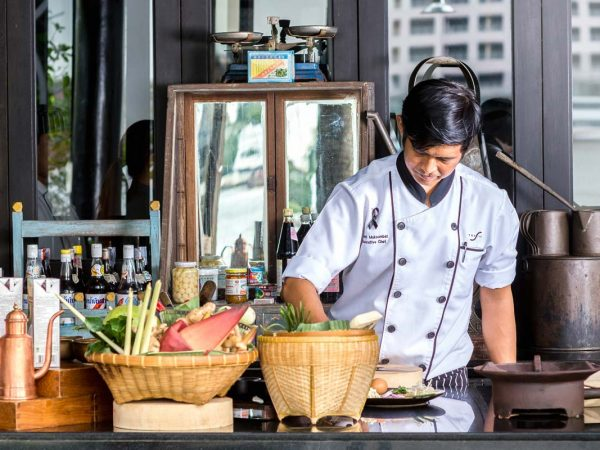 The Siam Hotel Bangkok Cooking Class