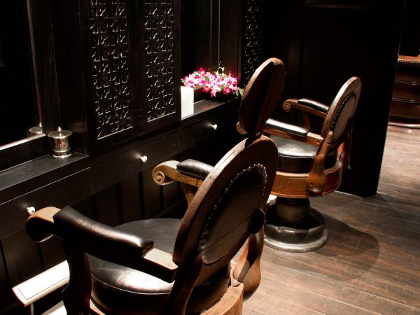 The Siam Hotel Bangkok Hair Salon
