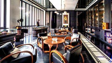 The Siam Hotel Bangkok Library