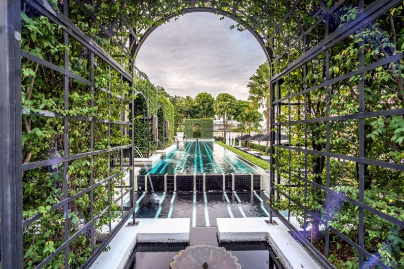 The Siam Hotel Bangkok Pool