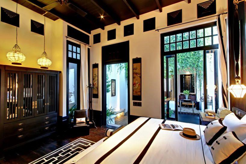 The Siam Hotel Bangkok, Pool Villa Courtyard