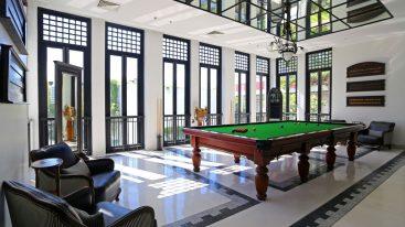 The Siam Hotel Bangkok Recreation zone