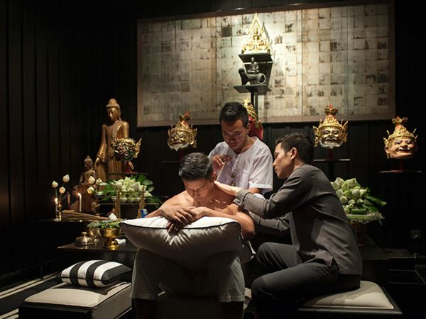 The Siam Hotel Bangkok Sak Yant Tattoo Studio