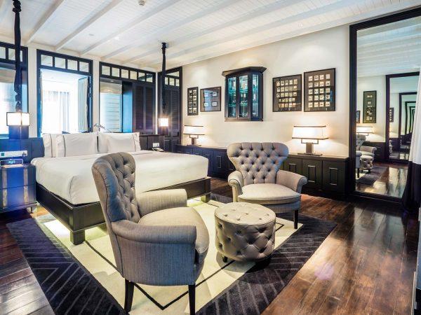 The Siam Hotel Bangkok Siam Suite
