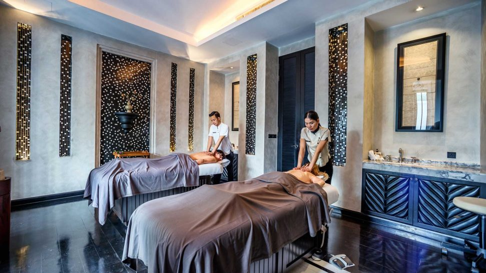 The Siam Hotel Bangkok Spa