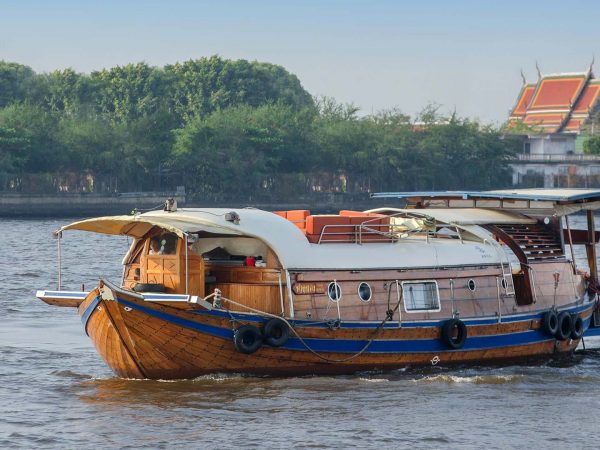 The Siam Hotel Bangkok Sunset Cruise
