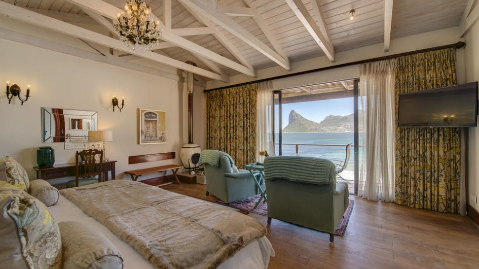 Tintswalo Atlantic Antigua Island Suite