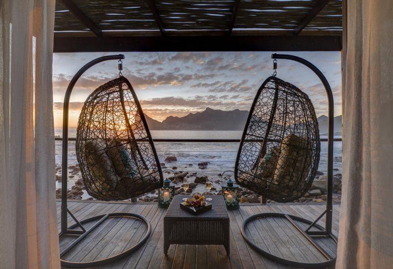 Tintswalo Atlantic Cousine Island Suite