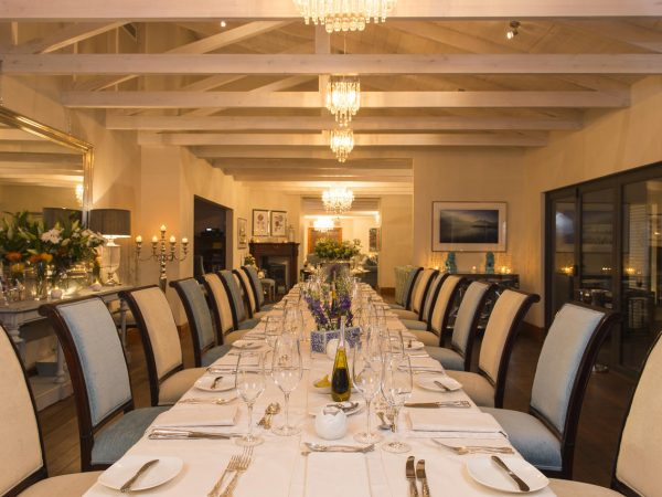 Tintswalo Atlantic Opulent Dining for Functions