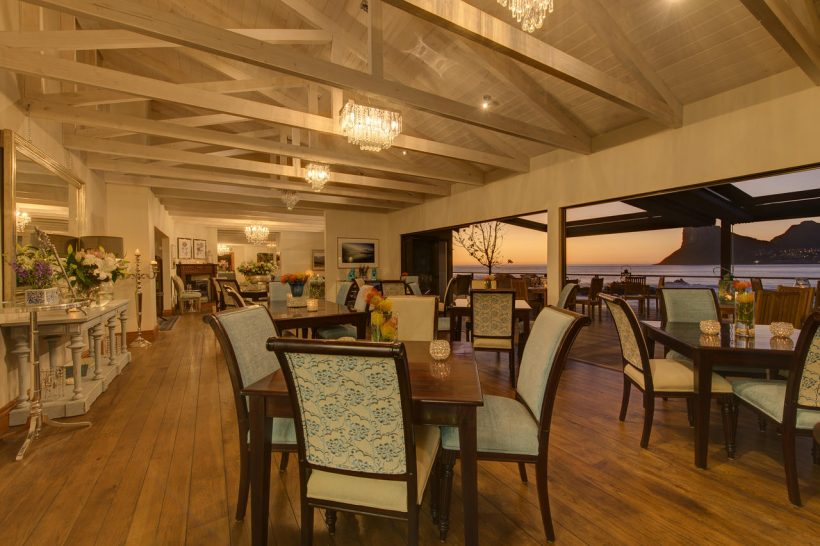 Tintswalo Atlantic Sublime dining