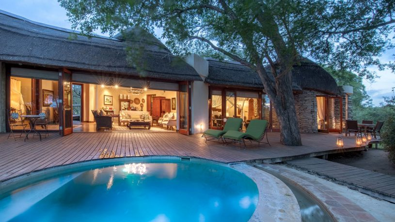 Tintswalo Safari Lodge Suite