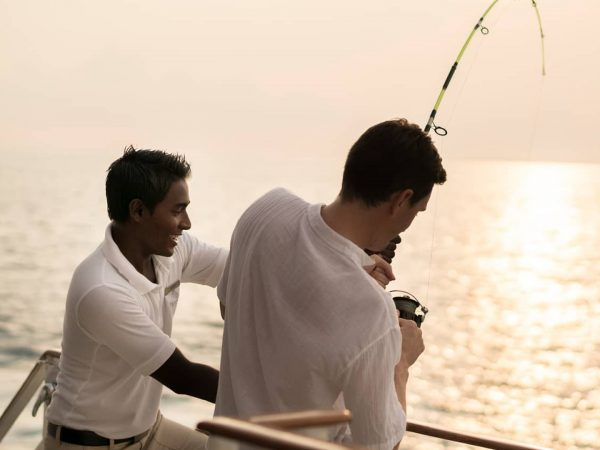 Four Seasons Maldives Explorer Cruise fishing