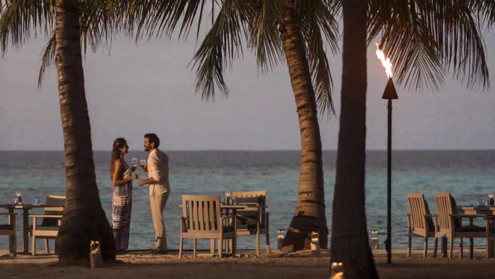 four seasons resort maldives at landaa giraavaru Fuego Grill
