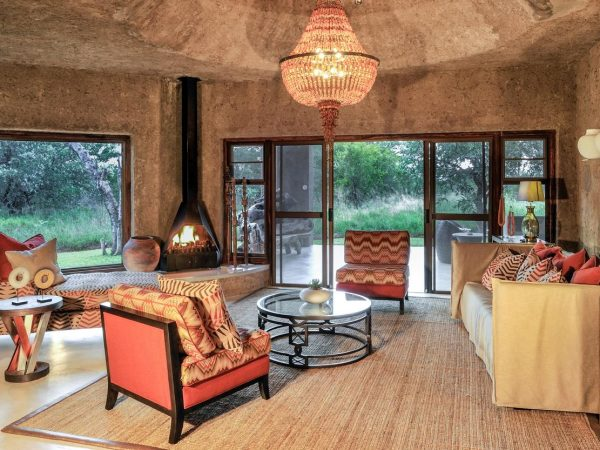 sabi sabi Earth lodge Lobby