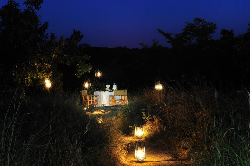 sabi sabi Earth lodge Private Dining