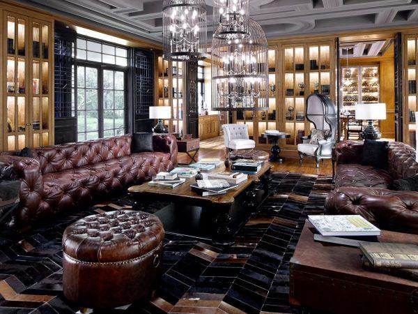 sanchaya bintan The Salon and Library
