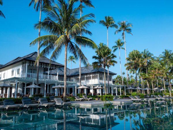 sanchaya bintan hotel view