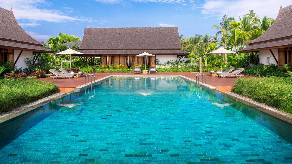 sanchaya bintan pool