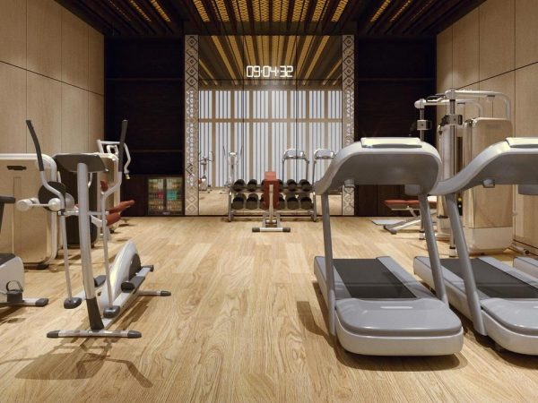 the Ruma Hotel And Residences Gym