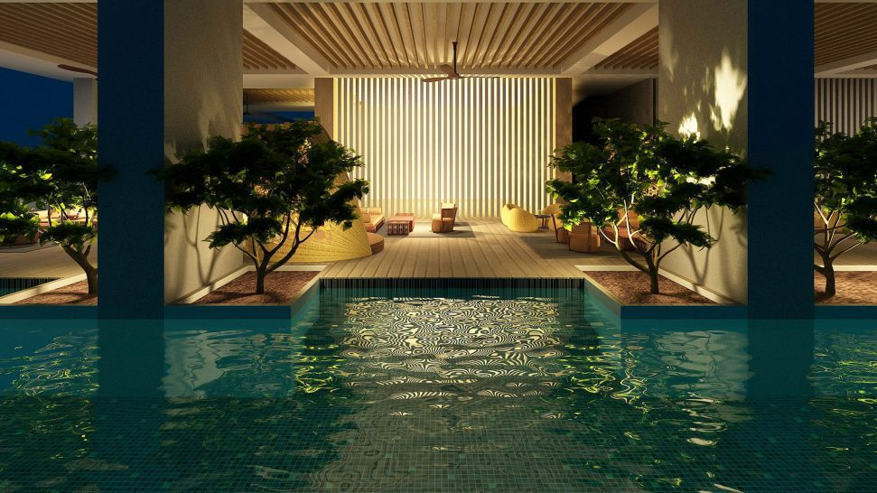 The Ruma Hotel And Residences Pool